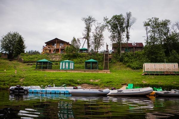 база рыбалка и отдых в ленинградской области